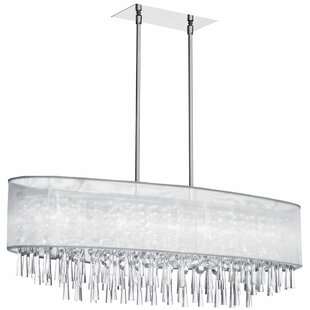 Mercer41 Louth 8-Light Kitchen Island Pen..