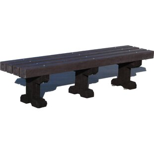 Silva Plastic Picnic Bench by Freeport Park