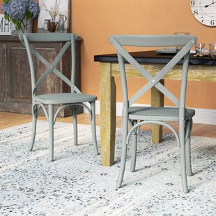 Abdallah Vintage Dining Chair (Set of 2)