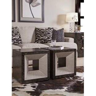Mantra 2 Piece Coffee Table Set By Artistica Home