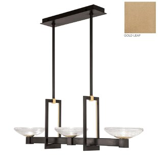 Fine Art Lamps Delphi 6-Light Kitchen Island Pendant