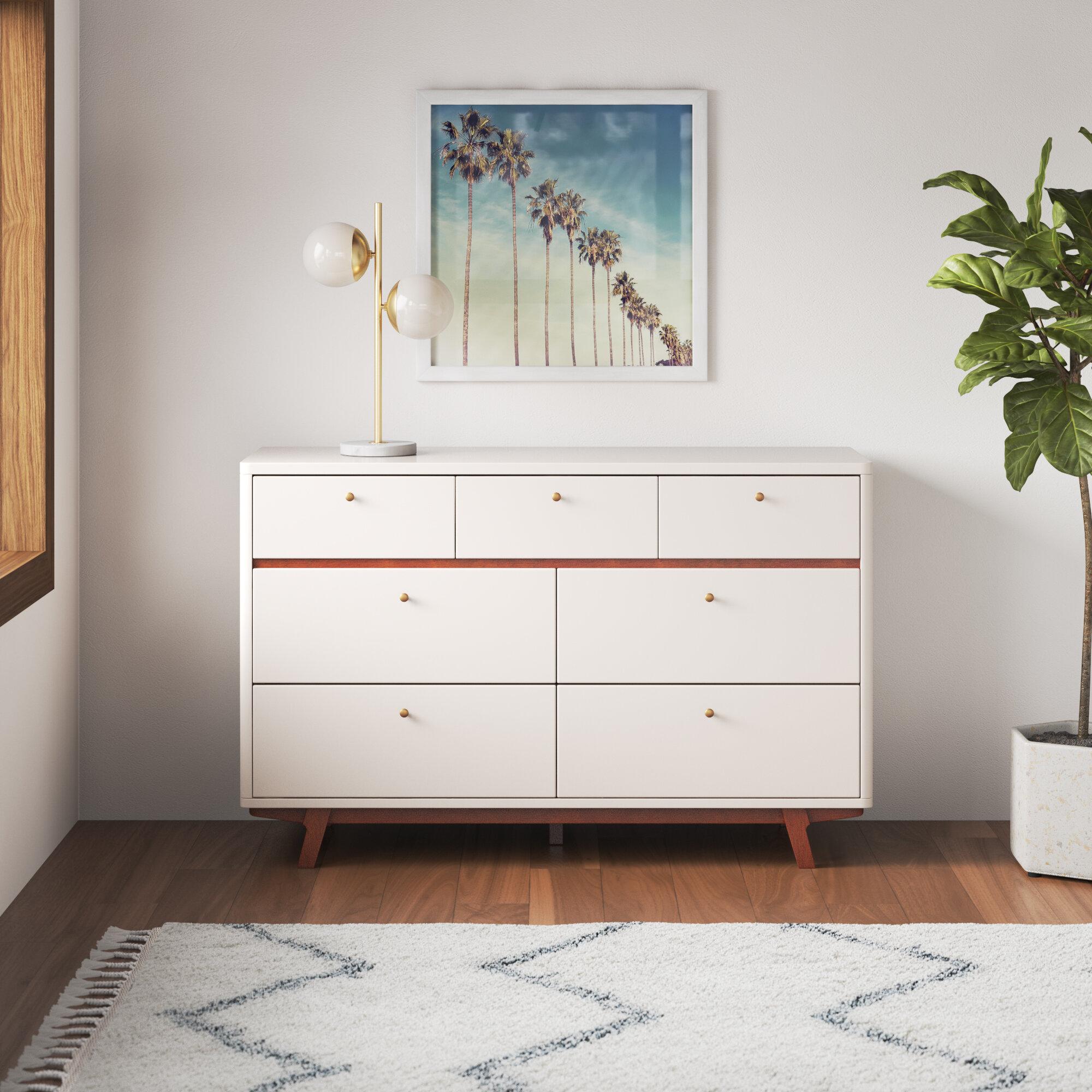 Tillis 7 Drawer Dresser Reviews Allmodern