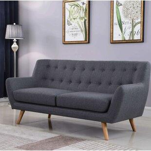 Zaragoza Mid-Century Sofa ..