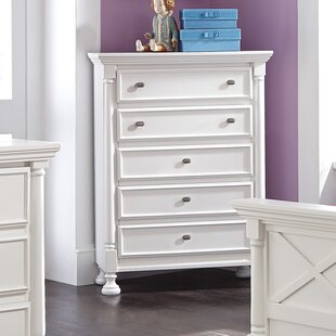Jeffersonville 5 Drawer Chest