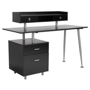 Coso Credenza Desk by Symple Stuff Discount