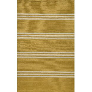 Dreadnought Lemon Indoor/Outdoor Area Rug
