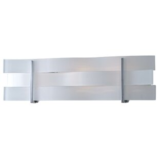 Great Price Tides 3-Light Bath Bar By DVI