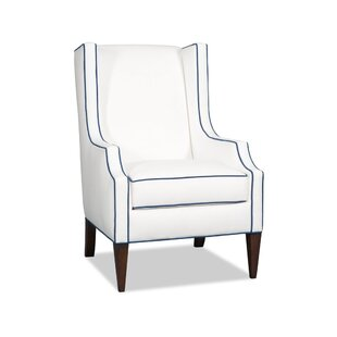 Top Brands of Pressley Wingback Chair by Sam Moore Reviews (2019) & Buyer's Guide