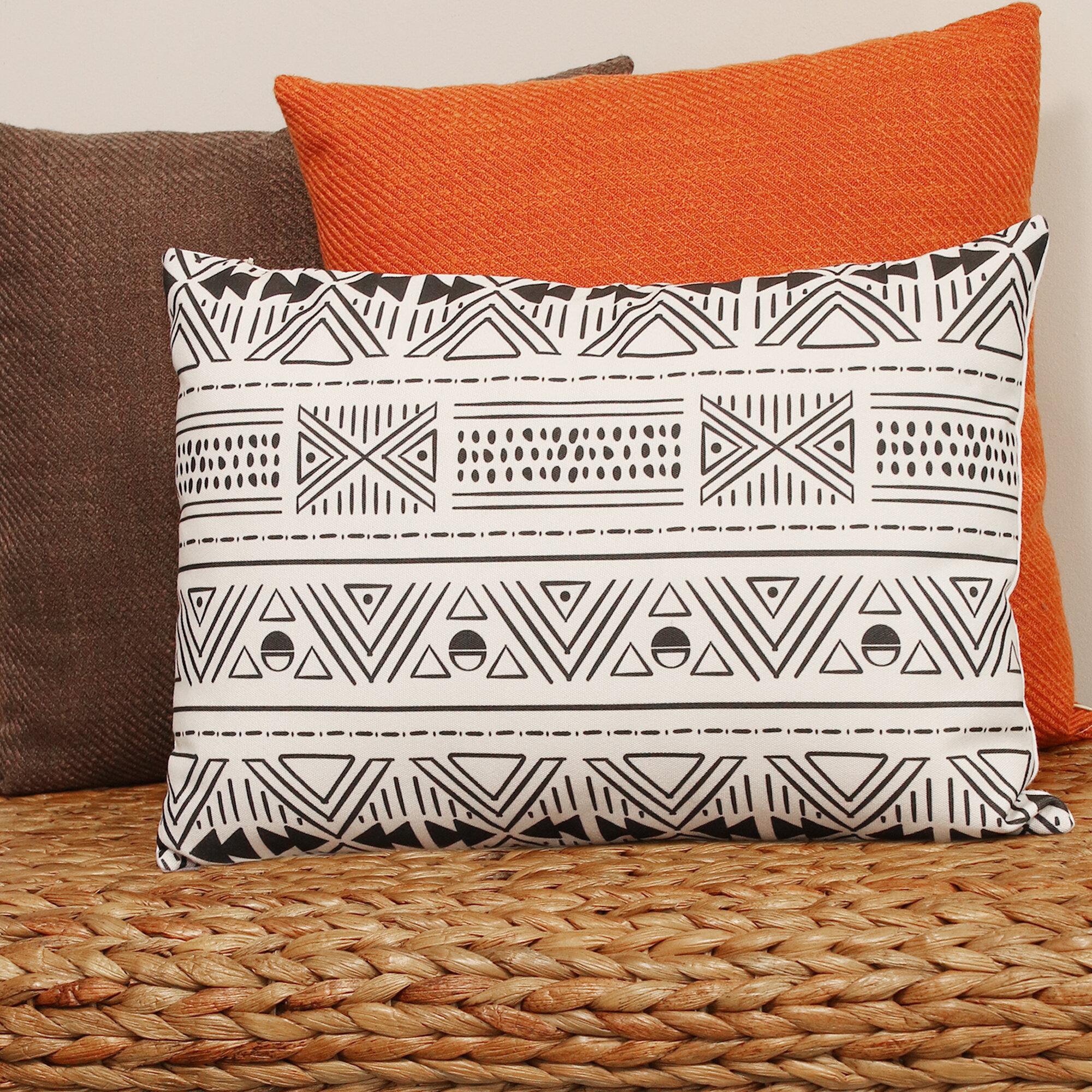 Striped Throw Pillows You Ll Love In 2021 Wayfair