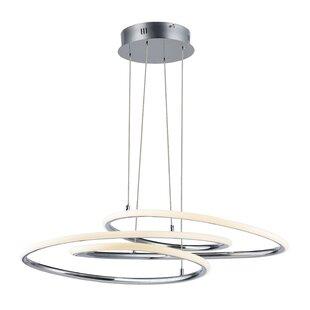 Orren Ellis Senecal 1-Light LED Novelty P..