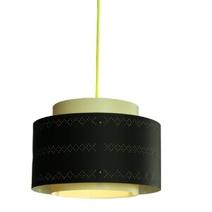 Venlo 1-Light Drum Pendant Shade