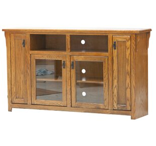 Great Price Gus TV Stand for TVs up to 70 by Millwood Pines Reviews (2019) & Buyer's Guide