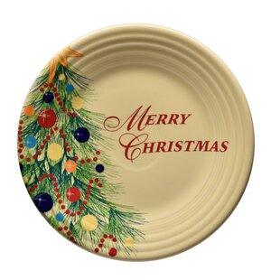 Decorative Christmas Plates | Wayfair