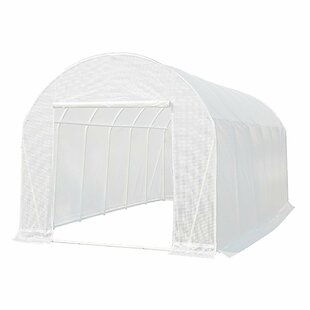 Abba Patio 10 Ft. W x 20 Ft. D Greenhouse