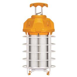 Satco 150W LED Caged Lantern (Set of 4)