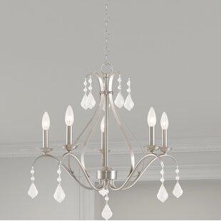 Astoria Grand Aria 5-Light Chandelier