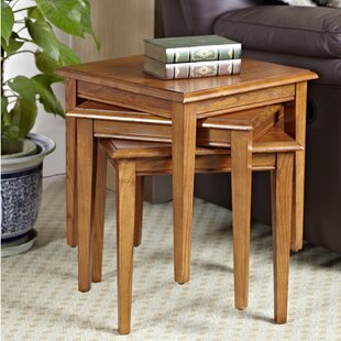 Nesting Tables (Set of 3) by Leick Furniture
