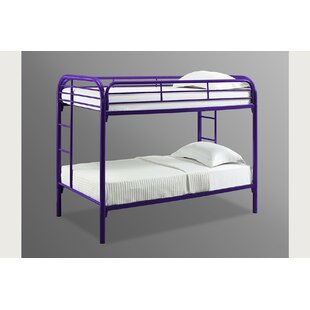 Compare prices Decatur Twin Bunk Bed by Harriet Bee Reviews (2019) & Buyer's Guide