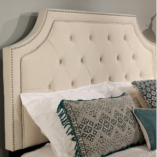 Darby Home Co Devitt Upholstered Panel Headboard
