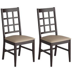 Mendoza Side Chair (Set of 2) by Alcott Hill