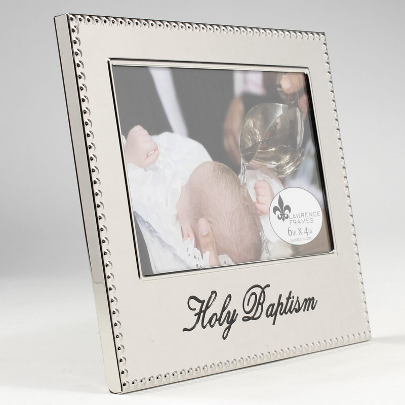 Outstanding Baptism Picture Frames Photos - Custom Picture Frame ...