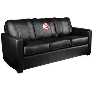 Xcalibur Leather Sofa by Dreamseat Amazing