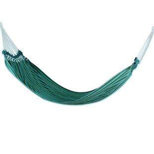 Hakon Quetzal Dreams Cotton Camping Hammock by World Menagerie