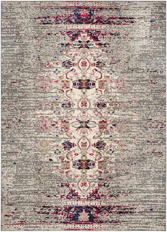 Newburyport Pink Area Rug