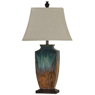Coastal table lamps youll love wayfair bristlewood 32 table lamp mozeypictures Images
