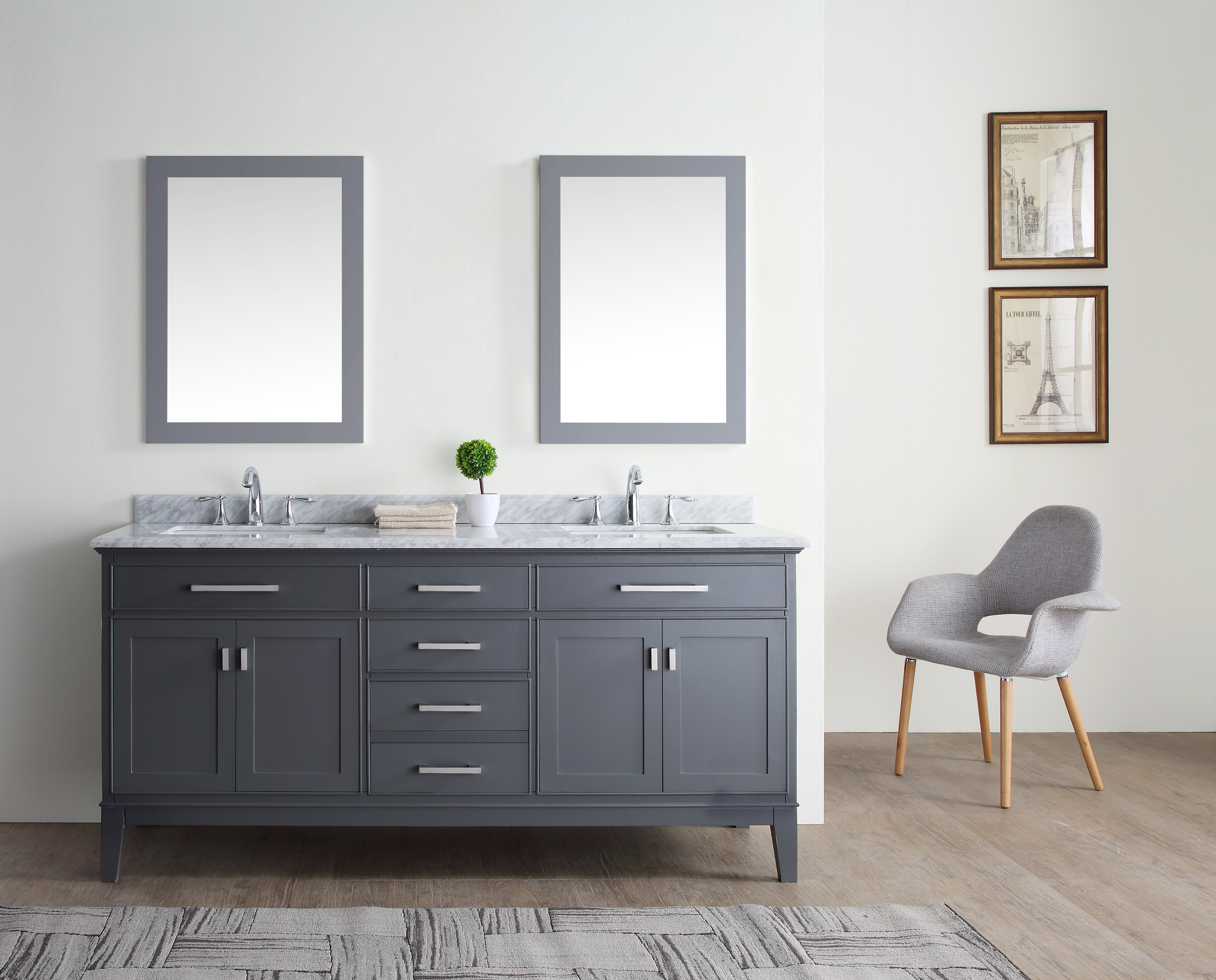Vanity Dimensions How To Find The Size For You Wayfair