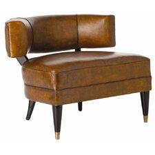 Laurent Glazed Top Barrel Chair by ARTERIORS Home