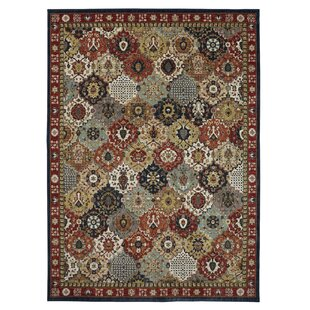Buying Willimantic Red/Black Area Rug By Astoria Grand