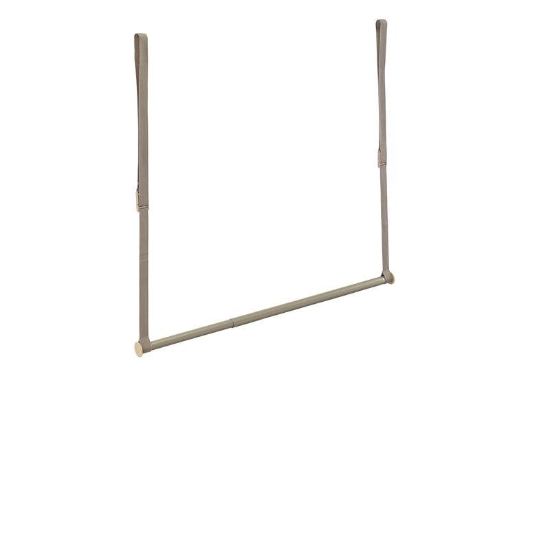Closet Refresh Double Hang Rod