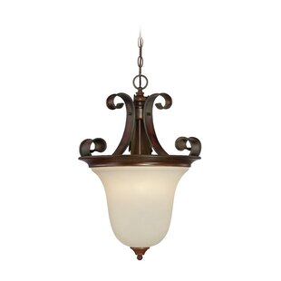 Fleur De Lis Living Jaime 4-Light Urn Pen..