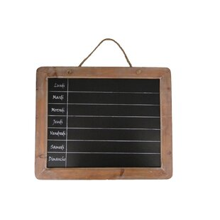 Magnetic Chalkboard By Brambly Cottage