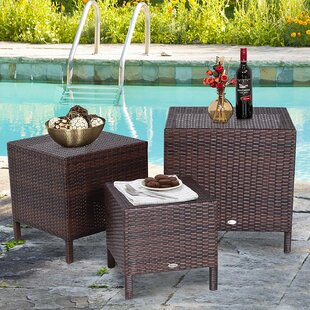 Midvale Rattan Coffee Table By Sol 72 Outdoor