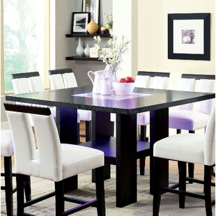 Kristina 7 Piece Pub Table Set