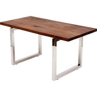 GAX Solid Wood Writing Desk