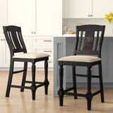 Fortunat 26 Counter Stool (Set of 2) by Laurel Foundry Modern Farmhouse