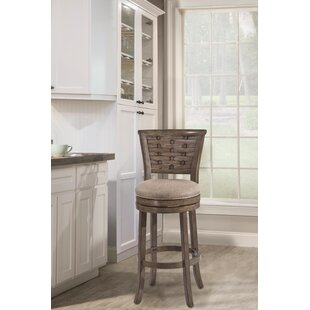 Amethyst 30 Swivel Bar Stool Beachcrest Home