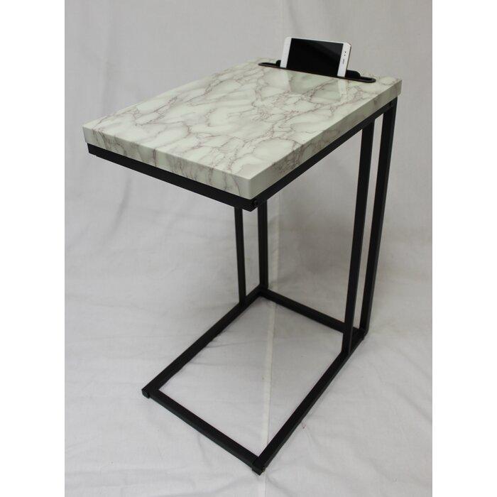 Astonishing Conklin Slide Under Sofa End Table Creativecarmelina Interior Chair Design Creativecarmelinacom
