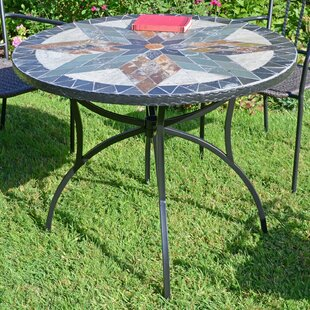 Cramerton Steel Dining Table By Sol 72 Outdoor