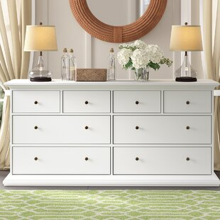 Breckenridge 8 Drawer Double Dresser