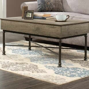 Three Posts Oakside Lift Top Coffee Table