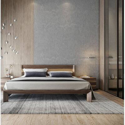 Combs Platform Bed Brayden Studio