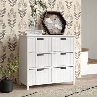 Boston 6 Drawer Chest Of Drawers By Castleton Home
