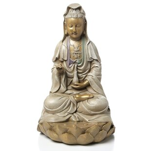 Statue Goddess Guan Yin By Design Toscano