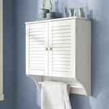 Ellsworth 23.82 W x 25 H x 8.9 D  Wall Mounted Bathroom Cabinet by Rebrilliant