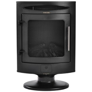 Quintin Electronic Fireplace Heater Stove By Belfry Heating