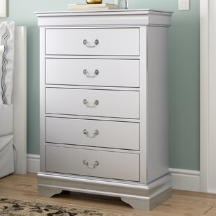 Compare Lampkins 5 Drawer Chest ByAlcott Hill